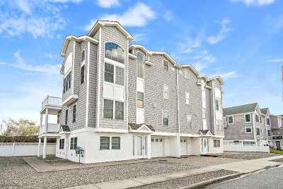 Sea Isle City Townhouse For Sale: 18 33rd Street #North Un