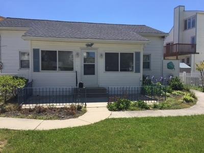 Sea Isle City Single Family Home For Sale: 118 85th Street
