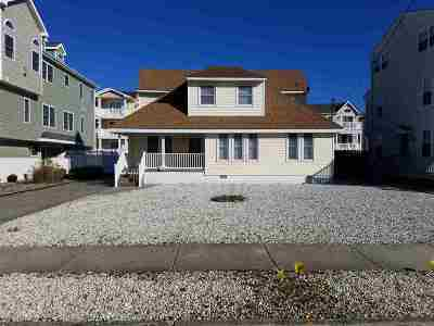 Sea Isle City Single Family Home For Sale: 131 61st Street