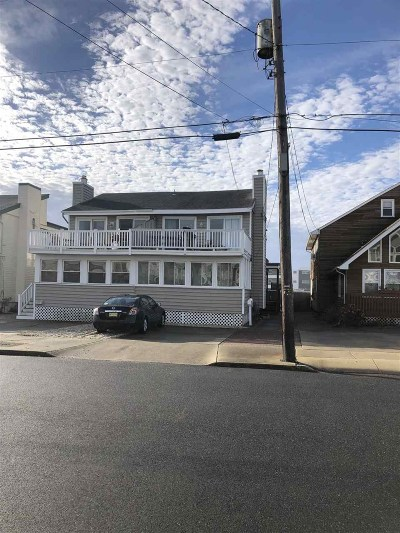 Sea Isle City Townhouse For Sale: 132 61st St #w