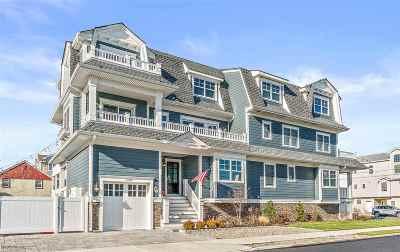 Sea Isle City Townhouse For Sale: 4700 Pleasure Avenue #South