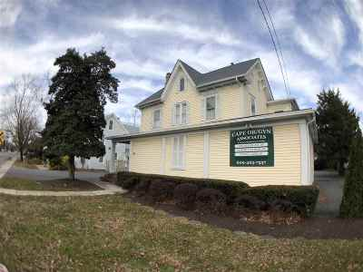 Cape May Court House Single Family Home For Sale: 108 Mechanic Street