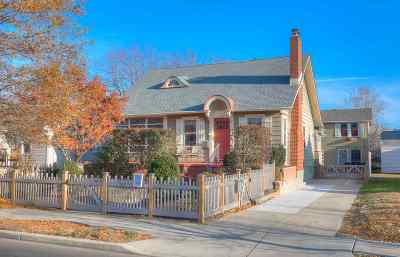 Cape May Single Family Home For Sale: 1232 Washington Street