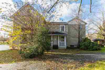 Single Family Home Under Contract: 60 Old Tuckahoe Road