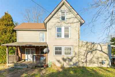 Cape May Court House Single Family Home Under Contract: 36 Route 47 S