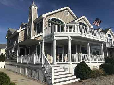 Stone Harbor NJ Single Family Home For Sale: $2,195,000