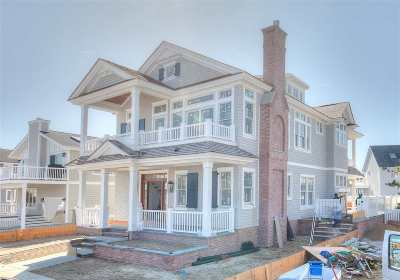 Stone Harbor NJ Single Family Home For Sale: $4,395,000