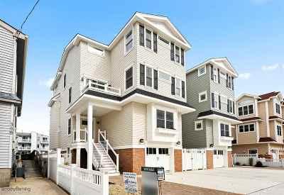 Sea Isle City Single Family Home For Sale: 355 44th Street