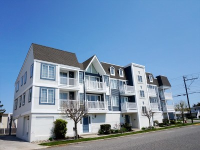 Stone Harbor NJ Condo For Sale: $564,900