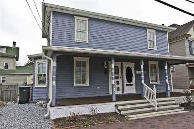 Cape May Townhouse For Sale: 915 Madison Avneue #915