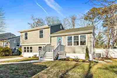 North Cape May Single Family Home Under Contract: 227 Roseann Avenue