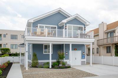 Stone Harbor NJ Single Family Home For Sale: $2,499,000