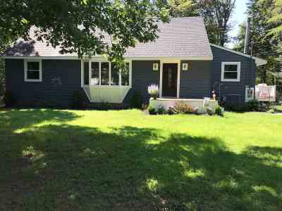Single Family Home For Sale: 127 Schoolhouse Road