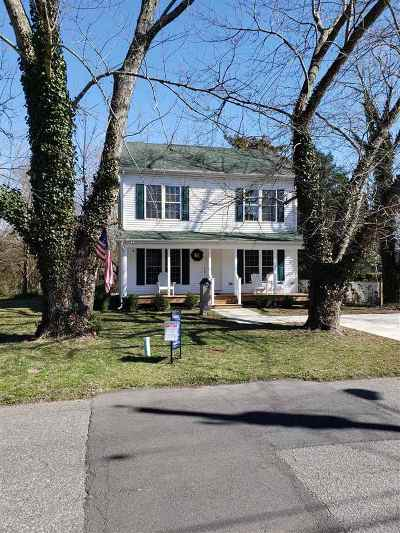 Cape May Court House Single Family Home For Sale: 6 Poplar