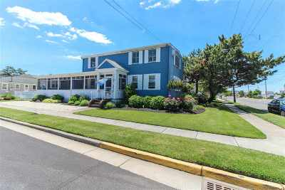 Stone Harbor Condo For Sale: 285 102nd Street #A