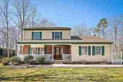 Cape May Court House Single Family Home For Sale: 25 Acorn Lane