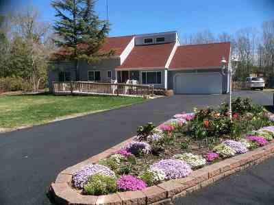 Single Family Home For Sale: 321 Dennisville Road