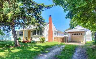 North Cape May Single Family Home For Sale: 203 Washington Blvd