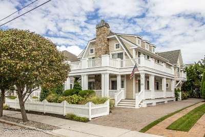 Avalon Single Family Home For Sale: 53 W 25th Street