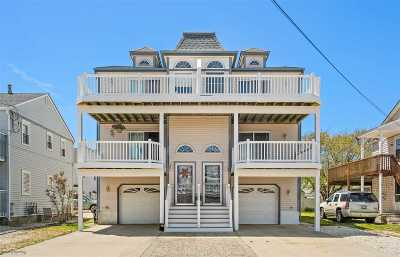 Sea Isle City Townhouse For Sale: 118 82nd #East