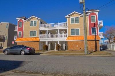 Sea Isle City Condo For Sale: 309 56th Street #B2