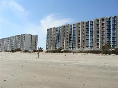 Sea Isle City Condo For Sale: 3500 Boardwalk #721