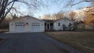Cape May Court House Single Family Home For Sale: 307 Dias Creek Rd Road