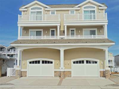 Sea Isle City Townhouse For Sale: 309 45th Place #West