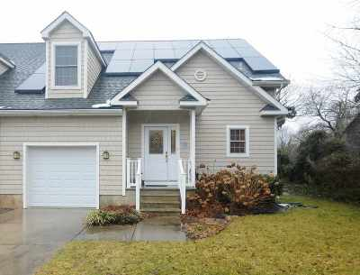 Cape May Court House Single Family Home Under Contract: 3-B Way Road