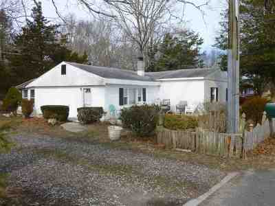 Burleigh NJ Single Family Home For Sale: $85,000
