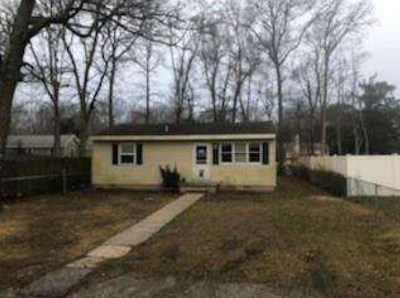 North Cape May Single Family Home For Sale: 120 Sunset Drive