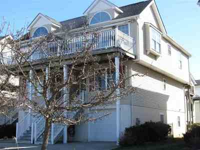 Wildwood Townhouse For Sale: 4703 Mediterranean Avenue #2
