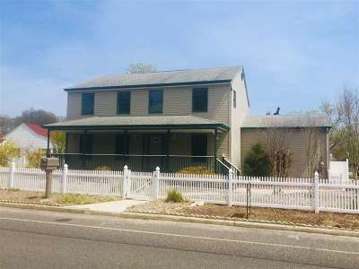 Single Family Home Under Contract Con/Show: 2802 Bay Drive