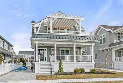Stone Harbor NJ Single Family Home Under Contract: $2,695,000