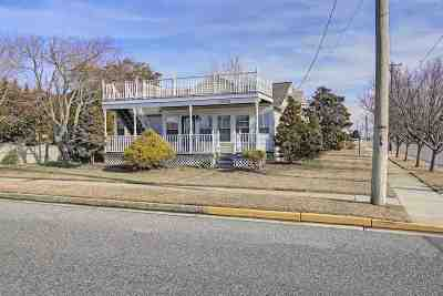 Stone Harbor Single Family Home Under Contract: 10626 Third Avenue