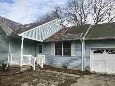 North Cape May Single Family Home For Sale: 10 Egret Drive