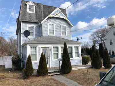 Cape May Court House Single Family Home Under Contract: 216 Hand Avenue
