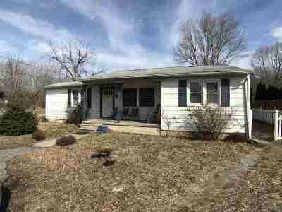 Rio Grande, Shannon Oaks Single Family Home For Sale: 1038 S Route 47