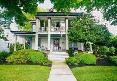 Single Family Home For Sale: 15 N Boyd Street