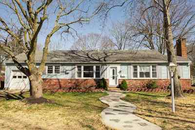 Cape May Court House Single Family Home For Sale: 302 Stites Avenue