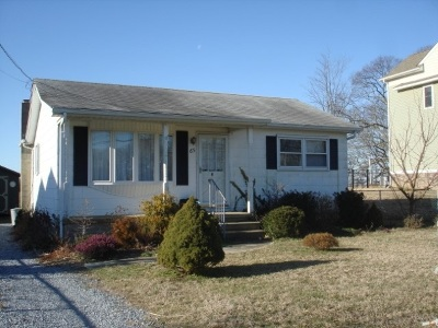 Cape May Court House Single Family Home For Sale: 63 Reeds Beach Road