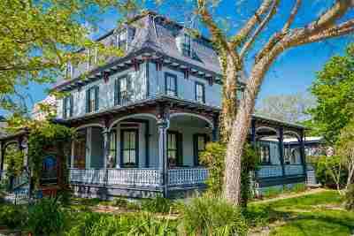 Cape May Single Family Home For Sale: 653 Washington Street