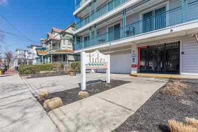 Cape May Condo For Sale: 5 Jackson Street #305
