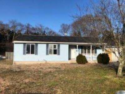 Rio Grande, Shannon Oaks Single Family Home For Sale: 704 Poplar Avenue