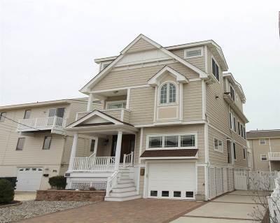 Sea Isle City Single Family Home For Sale: 8515 Pleasure Avenue