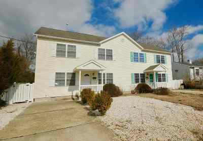 Cape May Court House Condo For Sale: 408 A Bennett Road #A