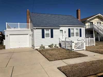 Stone Harbor Single Family Home For Sale: 242 83rd Street