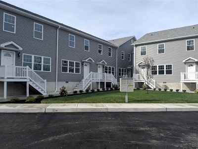 Cape May Court House Townhouse For Sale: 18 Goshen Road #1