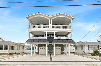 Sea Isle City Townhouse For Sale: 14 73rd #West