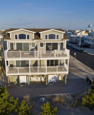 Sea Isle City Townhouse For Sale: 12 83rd Street #North